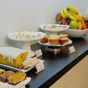 Ulises Recoleta Suites  - Breakfast Buffet